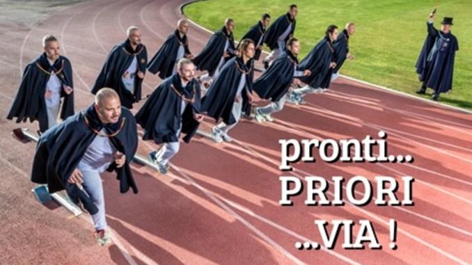 Pronti...Priori via, è il claim dei Priori Serventi Piatto di Sant'Antonio