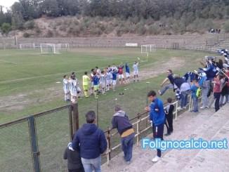 Campionato Promozione, giornata 5, i falchetti vincono nel campo dell'Assisi 0-3