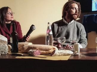 Assisi, successo fuori dal comune per l'incontro con Matteo Peducci e Mattia Savini