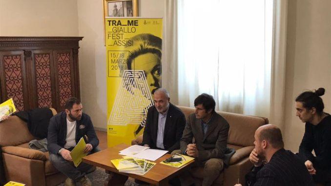 Tra_Me, Giallo Fest Assisi, appuntamento dedicato a letteratura, cinema e tanto altro ancora [VIDEO]