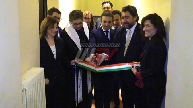Università Telematica Pegaso, inaugurata la nuova sede ad Assisi