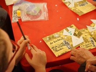 Ancora divertimento nella Casa di Babbo Natale ad Assisi