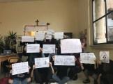 Termosifoni spenti, studenti come pinguini, tre classi del Properzio di Assisi in sciopero