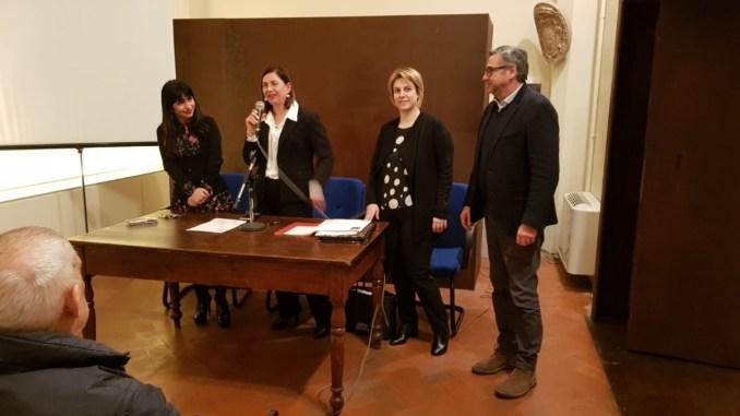 Assisi, ieri sera l'incontro fra ex consiglieri ed amministratori