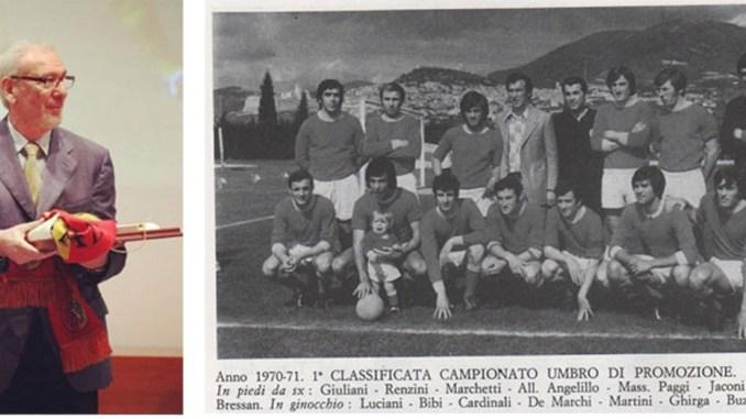 Morto Antonio Valentin Angelillo è stato allenatore dell'Angelana