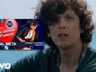 Ermal Meta a Speciale per un'ora d'amore su Radio Subasio con Roberta Reversi