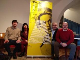 Tra_Me, Giallo Fest Assisi, grandi autori e scrittori emergenti