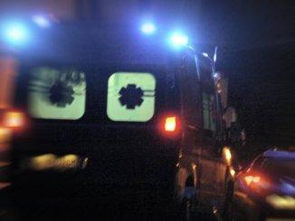 Incidente stradale tra Palazzo d'Assisi e Tordibetto, due feriti