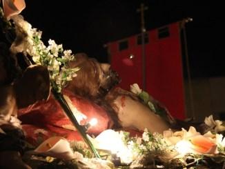 La Passione di Cristo, sabato 13 aprile al castello di Porziano