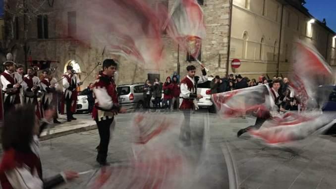 Echo la Primavera itinerario musicale per le vie di Assisi