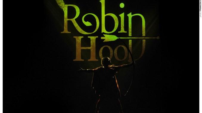 Manuel Frattini in Robin Hood chiude stagione del teatro Lyrick di Assisi il 24 e il 25 aprile
