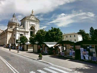 Ferisce carabinieri a Santa maria degli Angeli, espulso aggressore