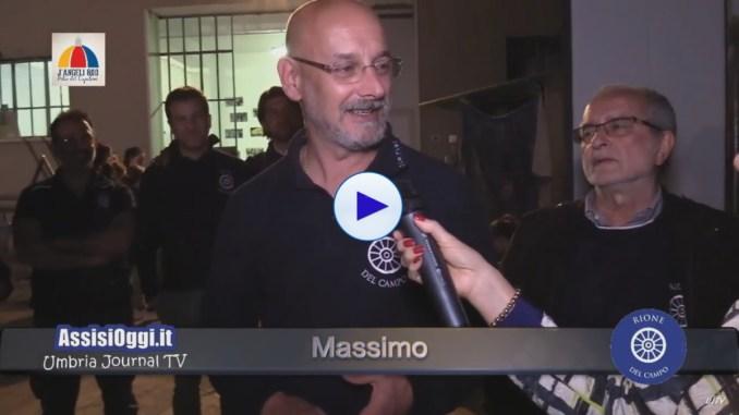 Rione del Campo, J'Angeli 800, Rita e Giacomo fanno incursione
