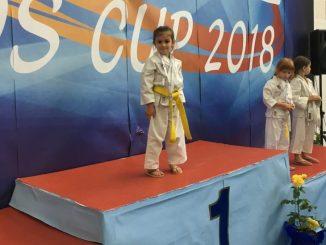 Karate Friends Cup 2018, TKS-EPYCA ancora nei podi!