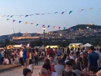 Assisi Food Truck Festival & Village 2018 al via venerdì 1 giugno