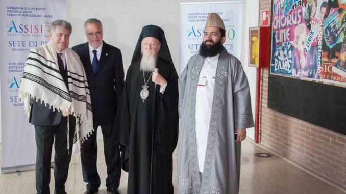 Pace, Assisi, cittadinanza onoraria ad Andrea Riccardi