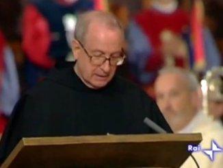 La comunità francescana ricorda padre Vincenzo Coli