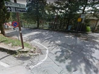 Via Lorenzo Perosi, i residenti richiamano l'attenzione sul degrado