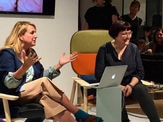 Patricia Urquiola a UniversoAssisi cosa unisce la letteratura e il design?
