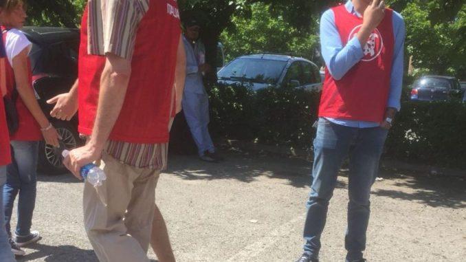 Casapound, stop all'abusivismo dei parcheggiatori