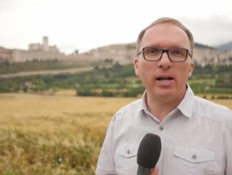 Viaggio di Francesco in Terra Santa insieme a Tv2000 il video