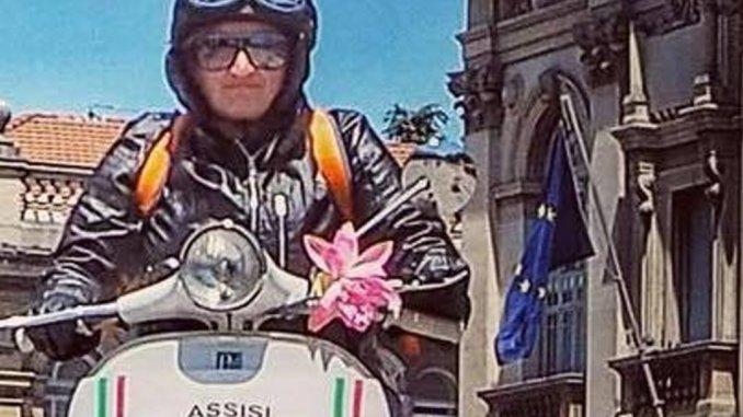 Vespa Club Assisi accoglie vespisti da tutta Italia e prosegue sua attività