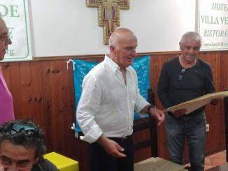 Centro Pace Assisi, giornalista Lorenzo Capezzali insignito dell'onorificenza più alta