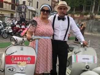 Vespa Club Assisi, Friuli - Abruzzo e Marche, è stagione intensa