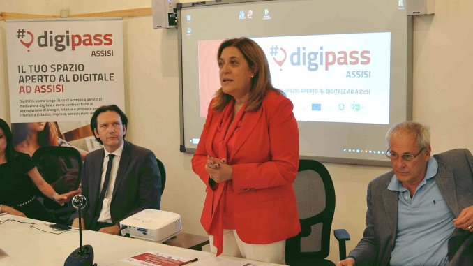 Inaugurato DigiPASS Assisi, passo avanti nella digitalizzazione dell'Umbria
