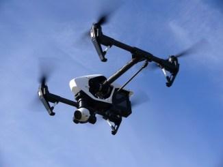 Allarme terrorismo per un drone che sorvolava la basilica di San Francesco