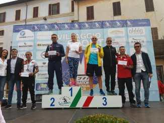 Campionato italiano mezza maratona a Foligno, bene Manuela Bartoni Assisi Runners
