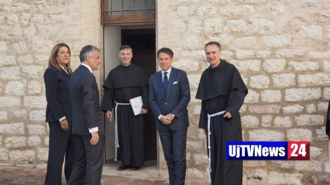 Conte ad Assisi, il 4 ottobre per Festa San Francesco Patrono d'Italia