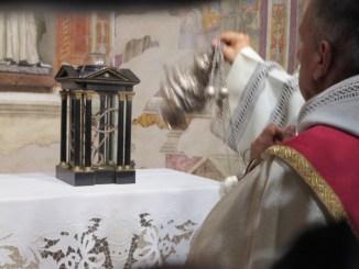 San Francesco, concluso il Triduo in preparazione della Festa