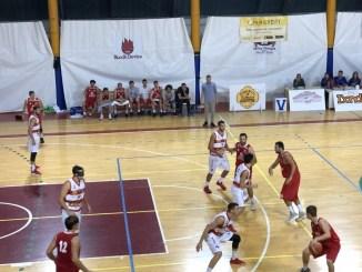 Virtus Basket Assisi super, Tolentino battuto 87-71 terza vittoria di fila