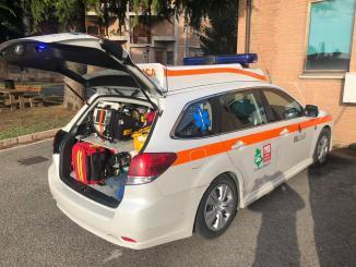 118 Ospedale di Assisi potenziato con un nuovo mezzo di soccorso