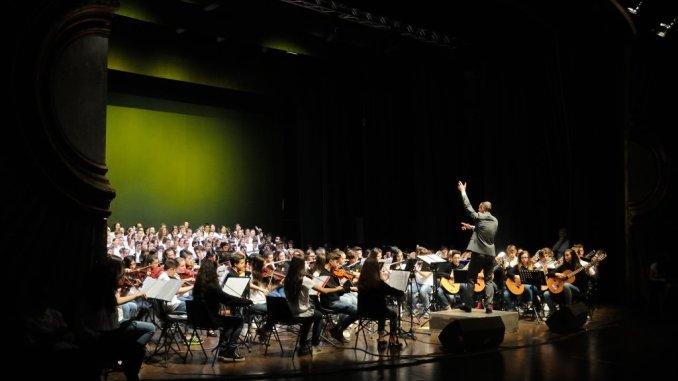 Un nuovo progetto musicale all'Istituto Comprensivo Assisi 3