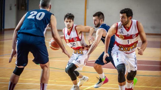 Virtus Assisi vince ancora, al PalaSir sconfitto il Basket Fermignano 75-60