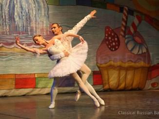 Lo Schiaccianoci di Tchaikovsky al Lyrickdi Assisi Classical Russian Ballet