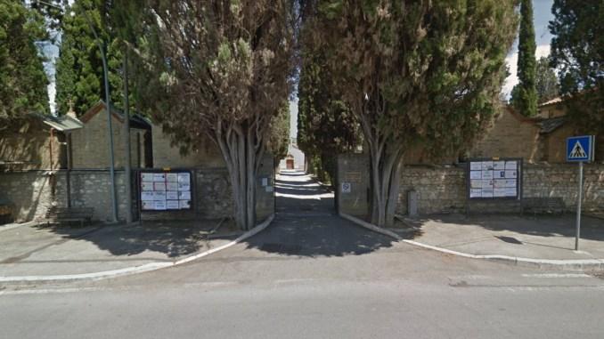 Lampade votive, riparato il guasto al cimitero di Santa Maria degli Angeli