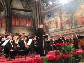 José Carreras a XXXIII concerto di Natale di Assisi