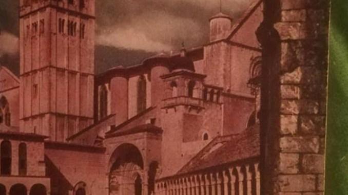 Baccanale Hosteria Nova mostra Assisi Storia Del Turismo