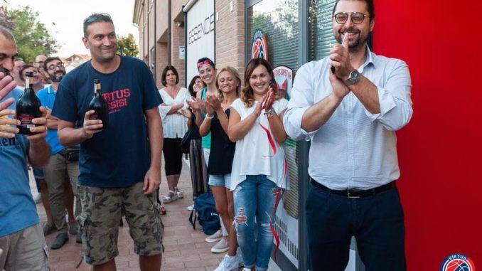 Virtus Assisi, Basket, domenica sfida a Urbania capolista