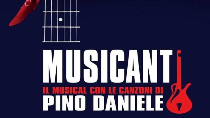 Musical con le canzoni di Pino Daniele, una interprete sta male, spostata data