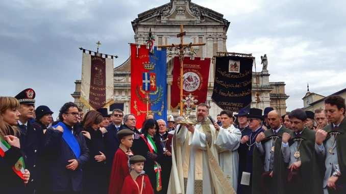 Sant'Antonio Abate, la grande Festa di Santa Maria degli Angeli