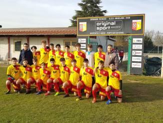 Angelana calcio, scontro diretto a Pontevalleceppi per la prima squadra