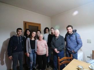 """Centri minori e valorizzazione progetto Liceo scientifico Assisi messo a punto progetto """"Un punto indietro"""""""