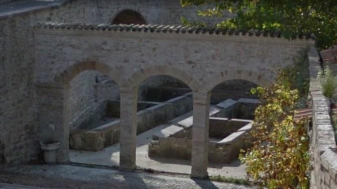 Fonti di Moiano, uno dei punti di costume e storia da ultimare