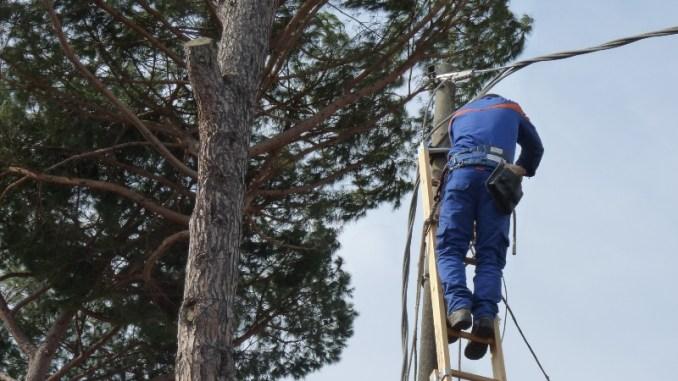 Assisi, resilienza rete elettrica, martedì lavori per potenziamento impianti