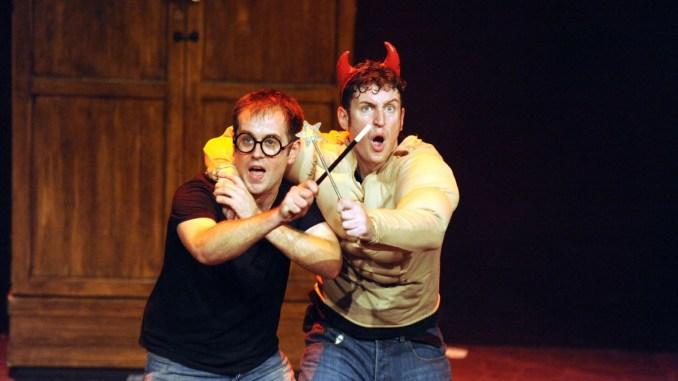 Potted Potter, Teatro Lyrick di Assisi 70 minuti di puro divertimento con Dan e Jeff