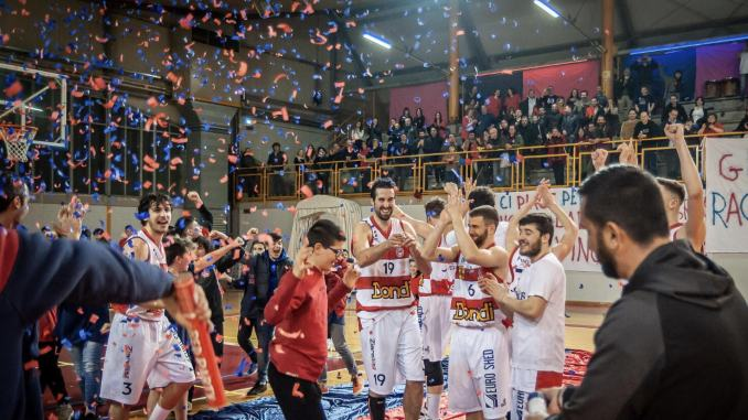 Basket, immensa Virtus Assisi, è prima in regular season!